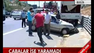 Trafik Terörü  (www.beyazgazete.com)