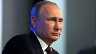 Владимир Путин - о Годе Экологии-2017