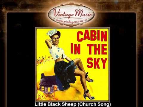 Hall Johnson Choir -- Little Black Sheep (Church Song)