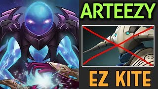 ABED Dota 2 [Shadow Fiend] Easy Trick - 15 Soul befor 0:00