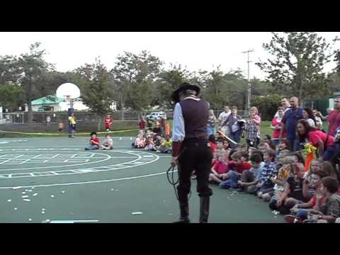 2012 show at Cooper City Elementary School Western Hoedown
