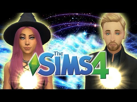 POWERING UP the Good Guys   The Sims 4: Raising MAGICAL YouTubers - Ep 9 thumbnail