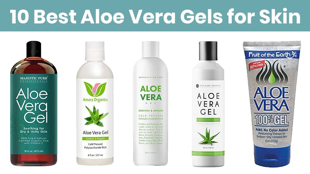 22+ Kate Blanc Cosmetics Aloe Vera Gel Pictures