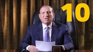 مصر العربية | سامي عنان يطلق 10 رصاصات في خطاب ترشحه للرئاسة