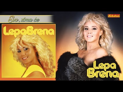 Lepa Brena - Evo, zima ce - (Official Audio 1987)