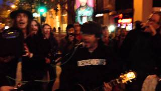 NOFX - Occupy San Francisco Part 2 (Fat Mike & Eric Melvin-Live 11/20/11)