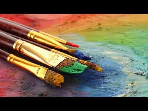Flirty Artist Paints You ASMR Roleplay (brush Sounds)