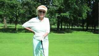Lea Pericoli e il Golf