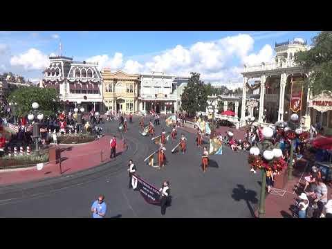 Disney World 2018, Tates Creek High School Marching Band