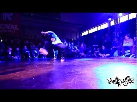 Breakjunkies 2013 - Gun & Belka (Illusion of Exist) vs Niek & Duzk (The Ruggeds)