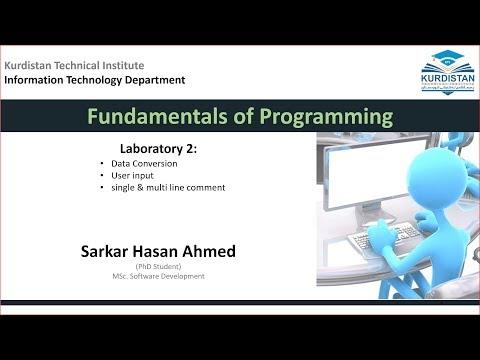 Introduction to C# Language- Lab2