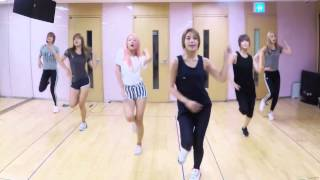 Apink - Remember - mirrored dance practice video - 에이핑크 리멤버 안무 연습 영상