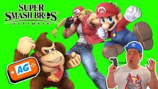 Super Smash Bros Ultimate !  Terry el PRO | Abrelo Game Nintendo Switch