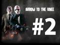 Payday 2 - Ukranian Job - Arrow to the knee challenge #2