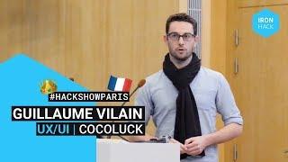 UX/UI Final Project - Guillaume Vilain - Ironhack Paris