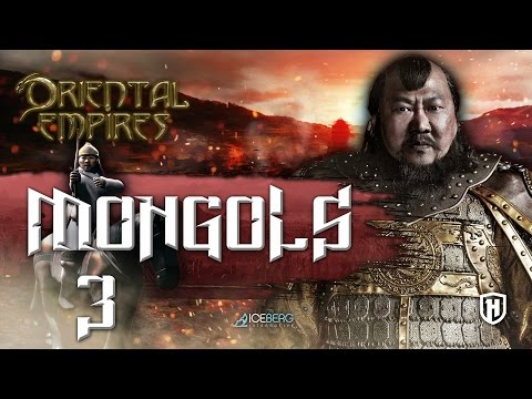 RIVER TRADE SUCCESS! | Mongols - Oriental Empires Early Access Gameplay #3