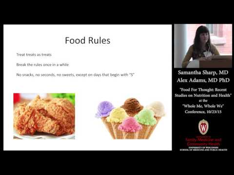 Food for Thought: Recent Studies on Nutrition and Health