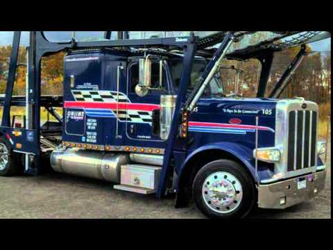 2012 Peterbilt 388 Car Carrier For Sale Youtube