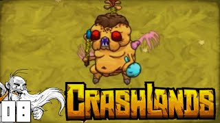 """SCARY BACONWEED FAIRY!!!"" CrashLands Part 8 - 1080p HD PC Gameplay Walkthrough"