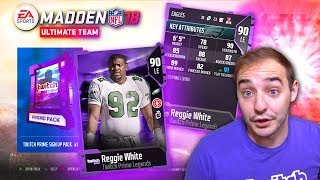 Madden 18 Ultimate Team HOW TO GET FREE LEGENDS & PACKS! MUST WATCH! TWITCH PRIME LOOT!