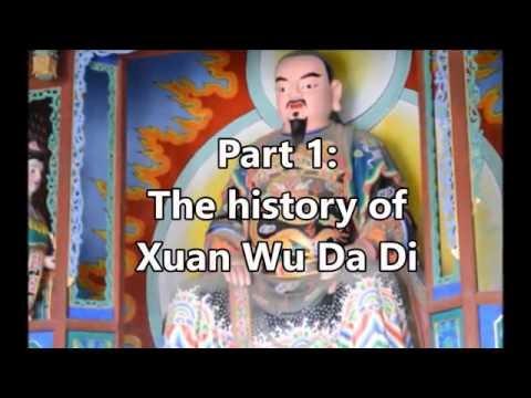 Wudang Pai Documentary - Part 1 : The history of Xuan Wu Da Di - Zhen Wu