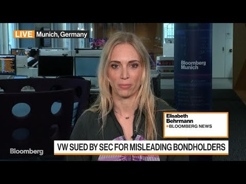 Volkswagen Faces SEC Lawsuit for Misleading Bondholders