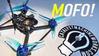 CRAZY MOFO! - Catalyst Machineworks MOFO Premium Race Quad - Review & Flights 🏆