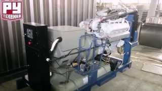 Перевод дизеля на газ, МАЗ 643 на метан - ЭлитГаз
