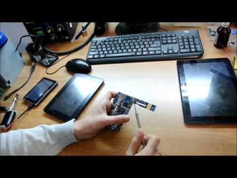 Сколько стоит ремонт планшета и от чего зависит цена