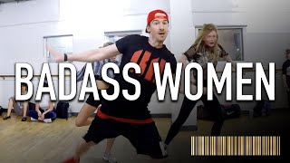 BADASS WOMAN - Meghan Trainor   All Level Commercial Dance CHOREOGRAPHY