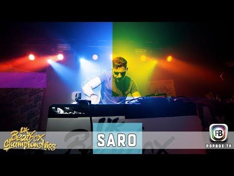 Saro - Doo | Live at 2017 UK Beatbox Championships