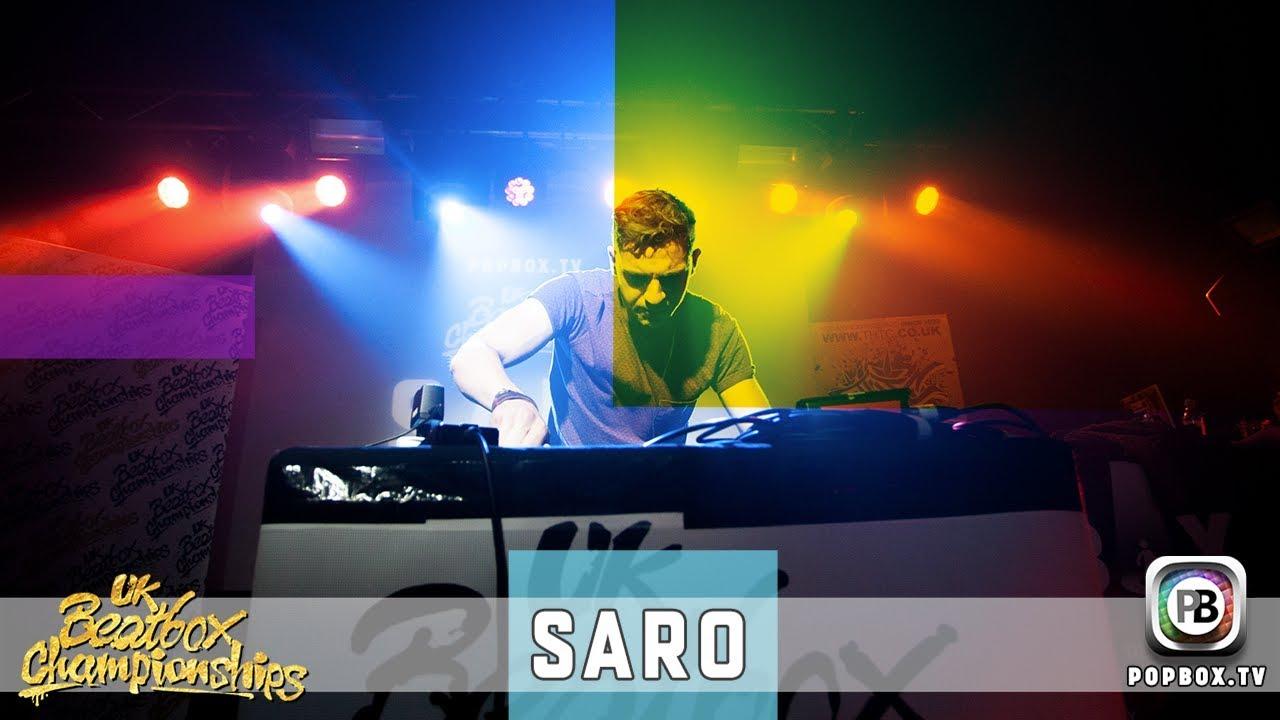 Saro - Doo   Live at 2017 UK Beatbox Championships