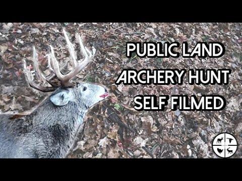 Iowa Public Land  Archery Hunt