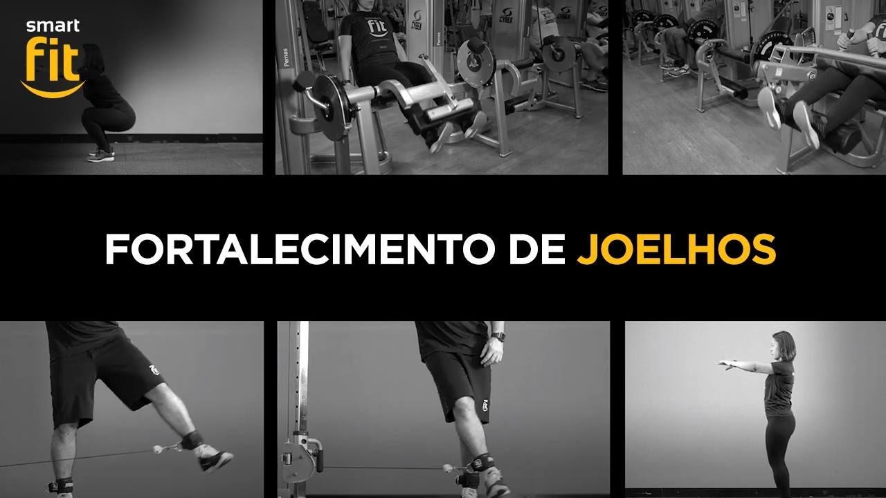 Do joelho musculos fortalecer