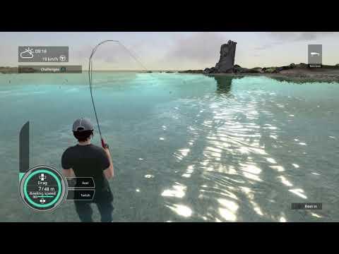 Fishing Cuttlefish - Eging - Pro Fishing Simulator |