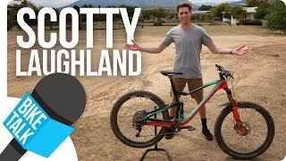 A Bike Talk with Scotty Laughland | SHIMANO