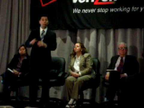 Fabian Nunez - End of Public Access - Press Confer...