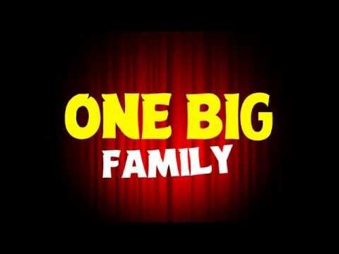 One Big Family Karaoke - Maher Zain (TK Khalifah Sangatta)