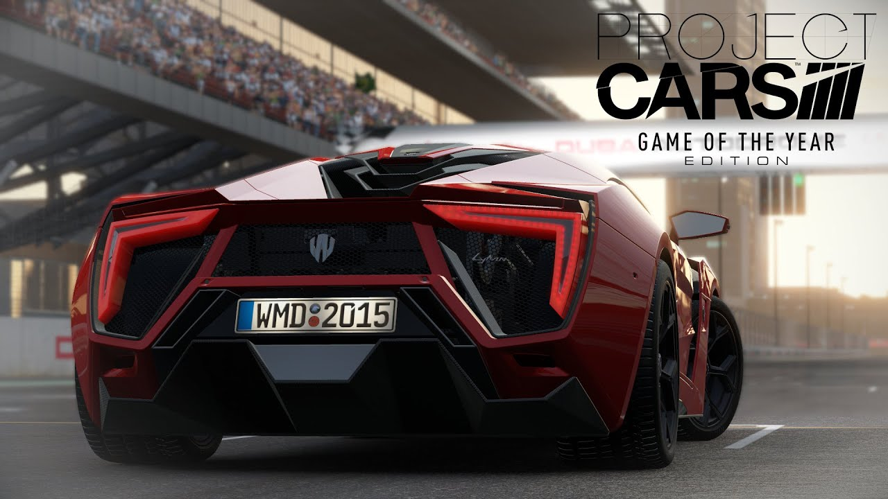 Forza 7 Car Wallpaper Project Cars Game Of The Year Edition Ps4 Xb1 Pc