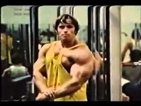 Arnold schwarzenegger dumbbell fly book link youtube malvernweather Image collections