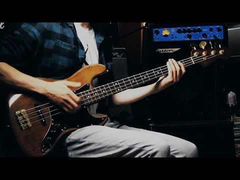 Fender Jazz Bass JB62 Walnut Custom Order Japan 1990 | Guitarbank