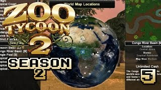 Zoo Tycoon 2: Ultimate Collection - S2 - Ep. 5 - Start a New Zoo!