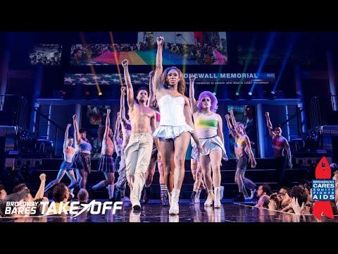 Broadway Bares Celebrates #Stonewall50