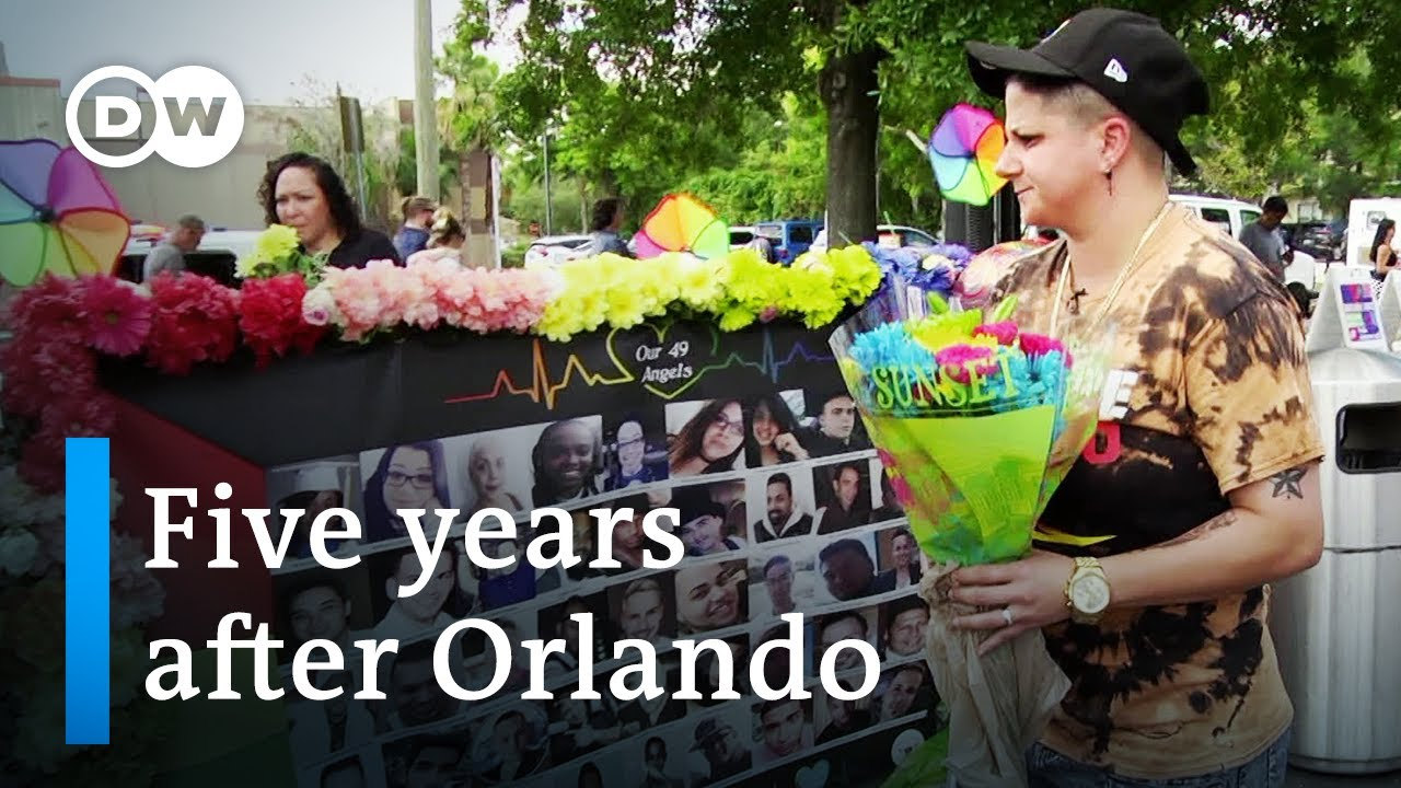 Orlando, five years after the massacre   DW Documentary