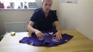 Football Shirt Number 234 - Package Opening