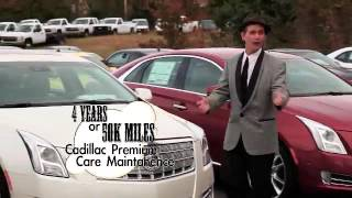 Johnny Land: American luxury cars, Cadillac! Chevrolet Buick Cadillac GMC of Murfreesboro