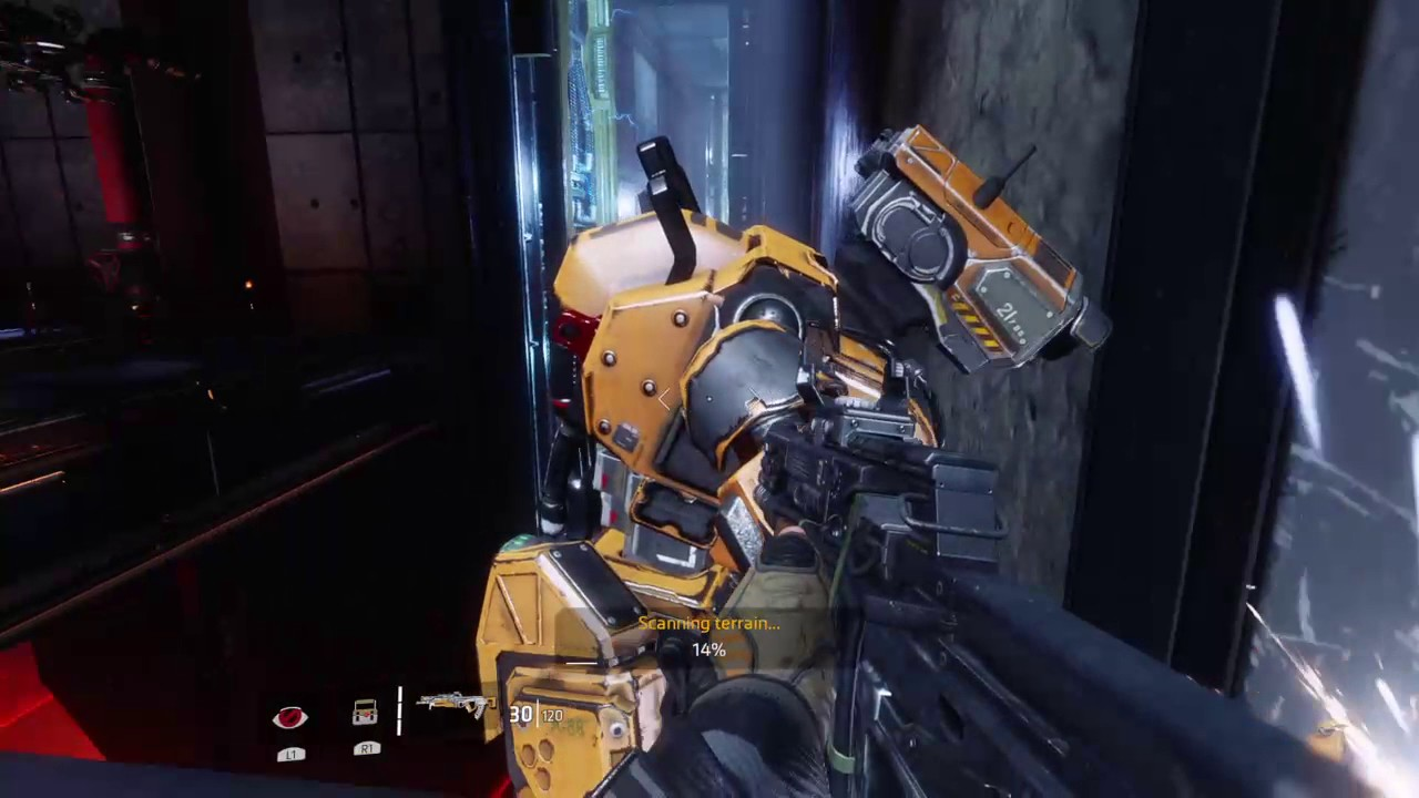 TITANFALL | 2 CAMPAIGN MISSION THE BEACON - YouTube