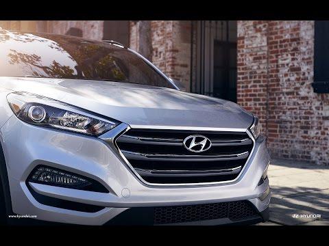 Hyundai Tucson 2016 New Car Good Looking By Cars Technology