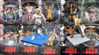 WWE / WWF Unmatched Fury Series 13 - 15 Review!!!