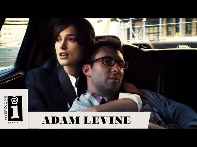 Adam Levine - Lost Stars (Lyric Video)